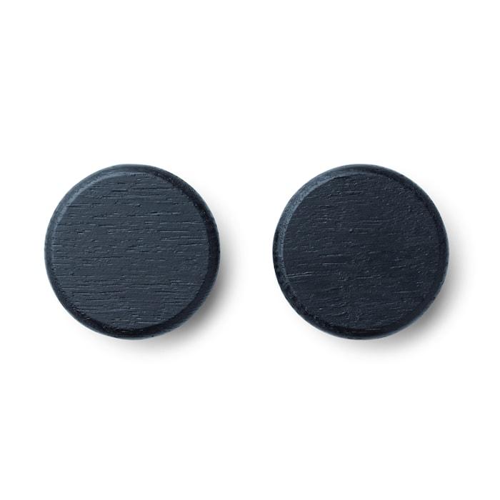 FLEX Button Svart Ek