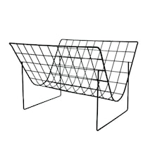 Avisholder Metal Matsort