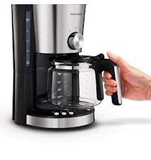 Kaffebryggare Evoke Silver