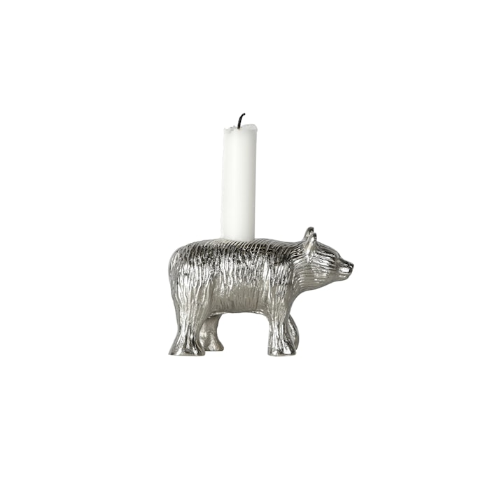 Lysestake Bear Sølv