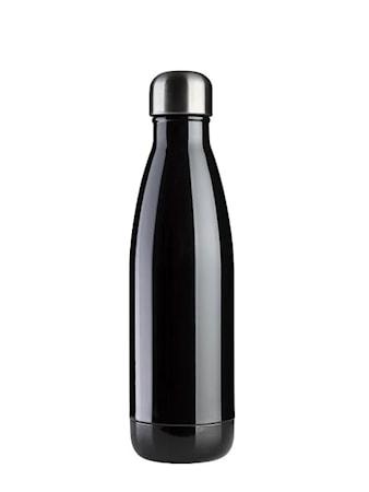JobOut Vattenflaska Aqua Black