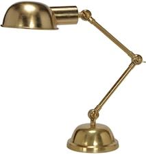 Tilde Skrivebordslampe Gull 49cm