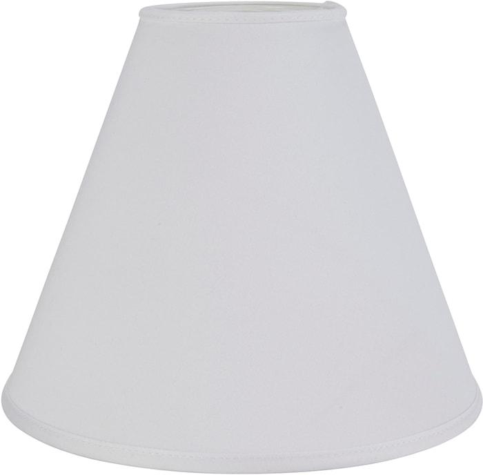 Ylärengas lampunvarjostin Bas Valkoinen 22 cm
