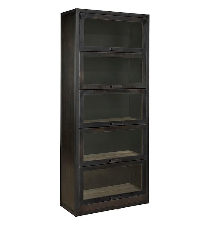 Iron shelf hylla
