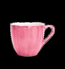 Organic kaffemugg Rosa 60 cl