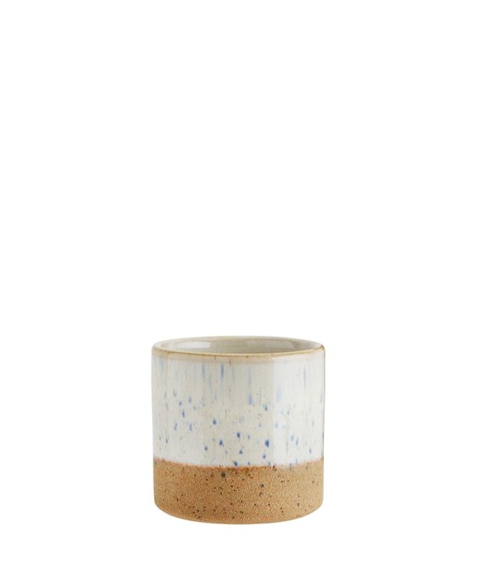 Ruukku Ø 7,5 cm - Offwhite/luonnonvärinen