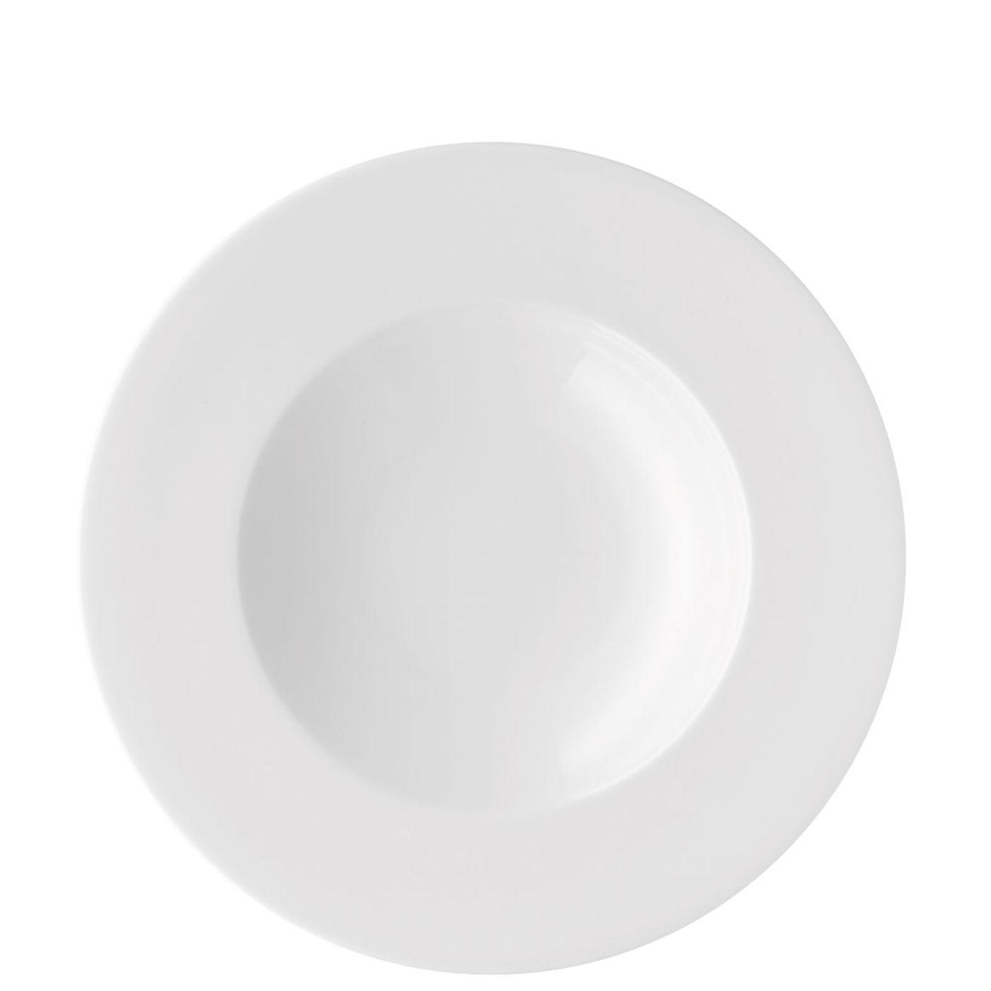 Jade Vit Pastatallrik