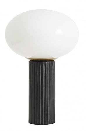 Bordslampa Opal Glas