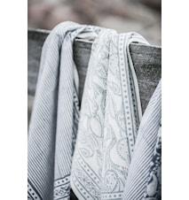 Servietter Stripe 2stk - Light Grey