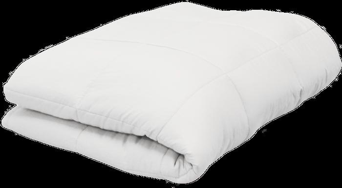 Cura Pearl 3 kg Vektdyne 135x200 cm Hvit (Tyske mål)