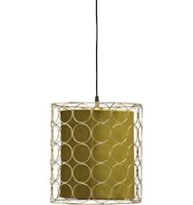 Taklampe Ring Gull/Sennep