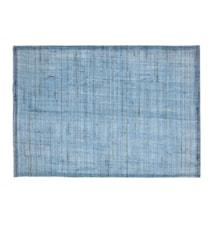 Tischset Leinen Himmelblau