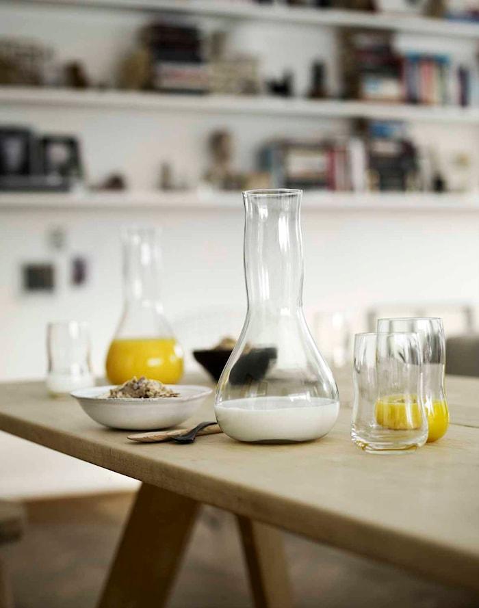 Future Glass, klar, 6 stk., 25 cl (MA)