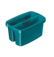 Bøtte Combi grønn plast Leifheit