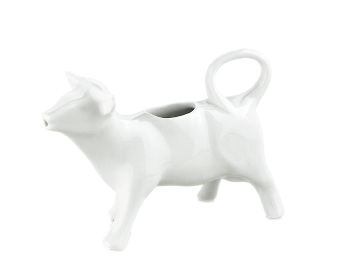 Mjölkko vit, 13 cl