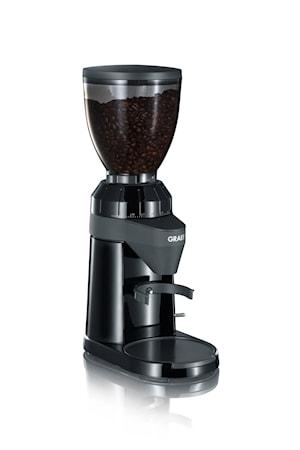 CM802 Kaffekvarn med 40 Inställningar Svart
