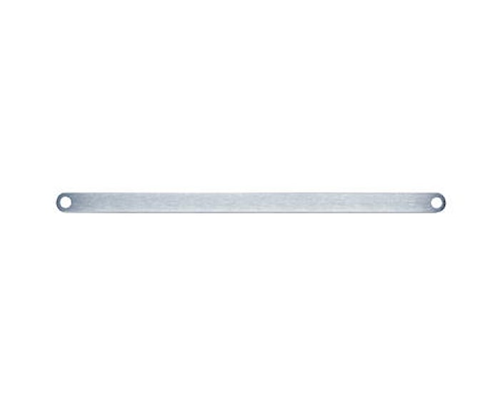 Standard redskapslist stål 50 cm