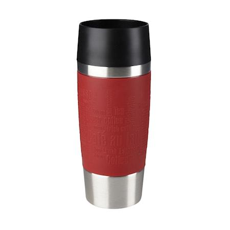 TRAVEL MUG 0,36 L Red Sleeve