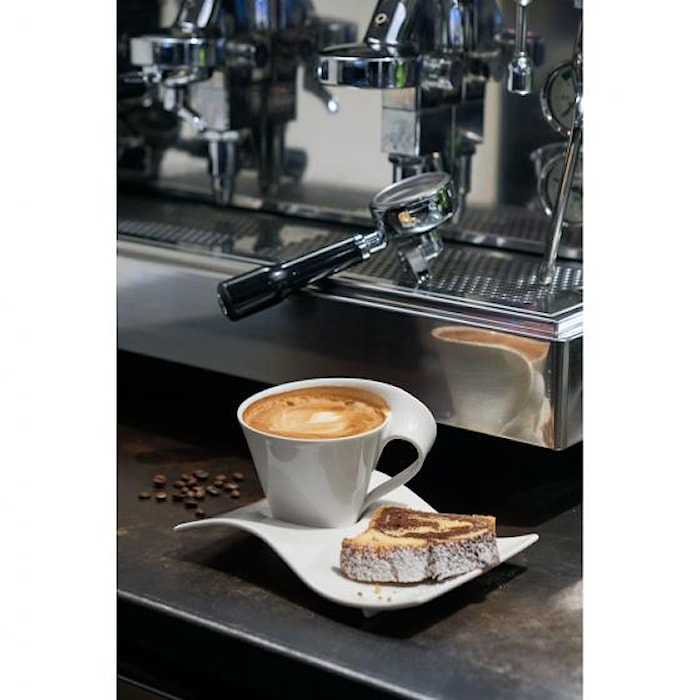 NewWave Caffe PartyTallerken small 17x13cm