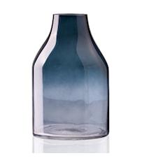 Medium Vase Lang Hals 25,5cm Blå