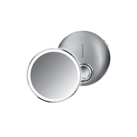 Sensor Spegel Kompakt Rostfritt Stål 10 cm