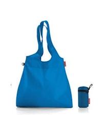 Mini Maxi Shoppingkasse Blå