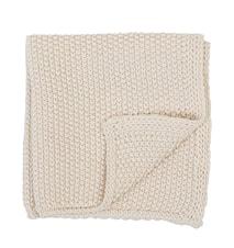 Lavette Crochet 3 pièces nature