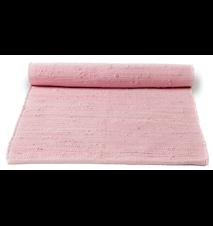 Cotton matta - Candyfloss pink, 140x200