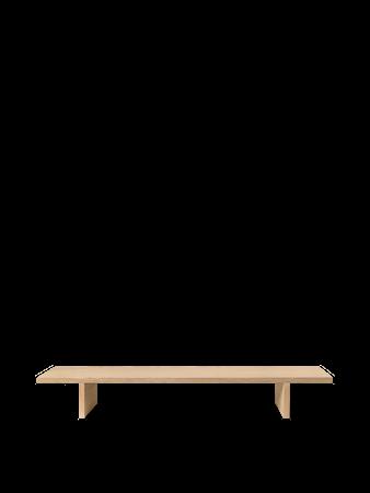 Kona Display Sidobord Natural Oak
