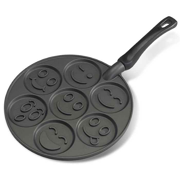 Pannkakspanna Smiley