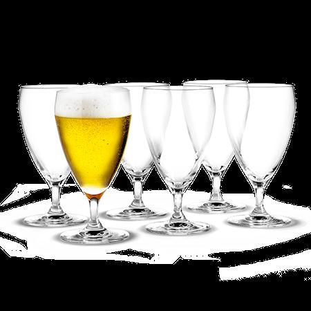Perfection Ölglas klar 44 cl 6 st.