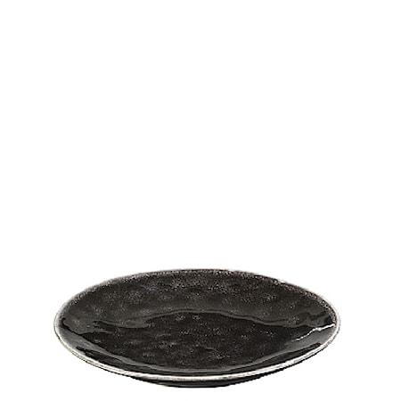 Tallerken Nordic Coal, Ø 15 cm