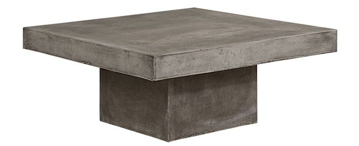 CAMPOS Side table Square 60x60 cm