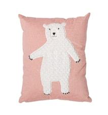 Kudde Bear - Rosa