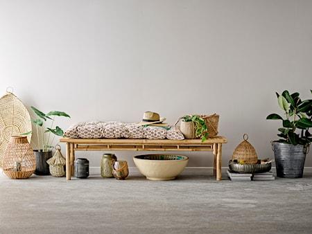 Sole Bänk Nature Bambu