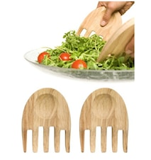 Hands Salatsredskab 2 dele