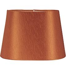 Omera Sidenlook Glint Orange 20cm
