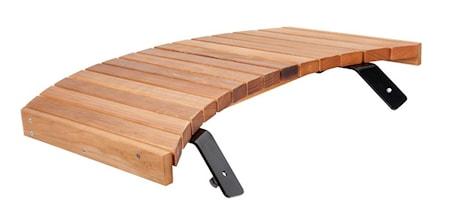 Originalsidebord til stekehelle 100 cm