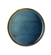 Ocean Side Plate 20 cm Blue