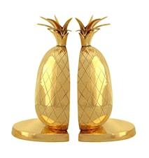 Bokstöd ananaser 22 cm