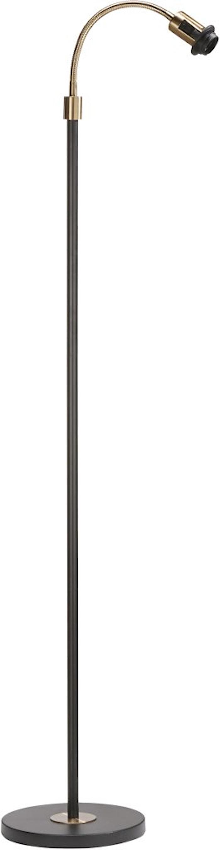 Cia Enarmet Gulvfot Svart/Messing 160cm