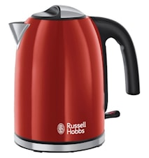 Russell Hobbs Vattenkokare Colours Red 1,7l