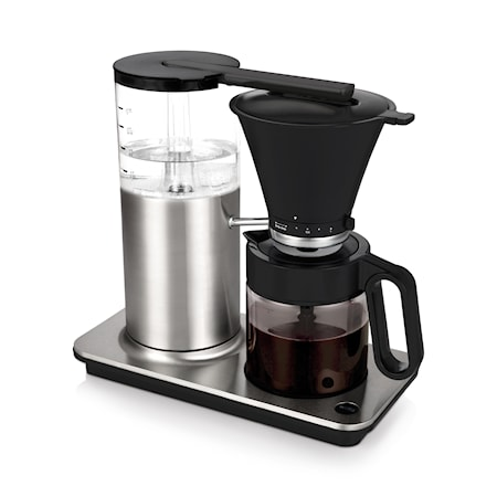Classic Kaffebryggare Silver 10 koppar