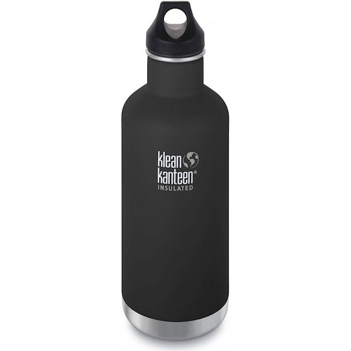 Isolerad Classic Flaska 0.946 L Svart