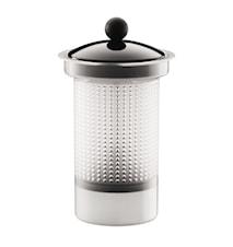 Assam Teekanne 500 ml Schwarzer Deckel