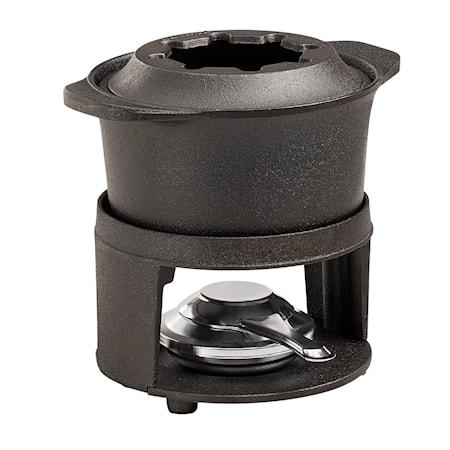 Fondueset med Kombibrännare utan lock 1,5 liter