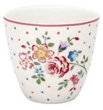 Belle Latte Cup Vit