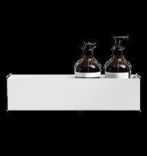 Badrumshylla Bath Shelf 40 Vit