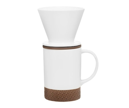 Maku Solo Keramik kaffakopp och filter set