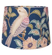 Lampskärm Sofia Birdsong Blå